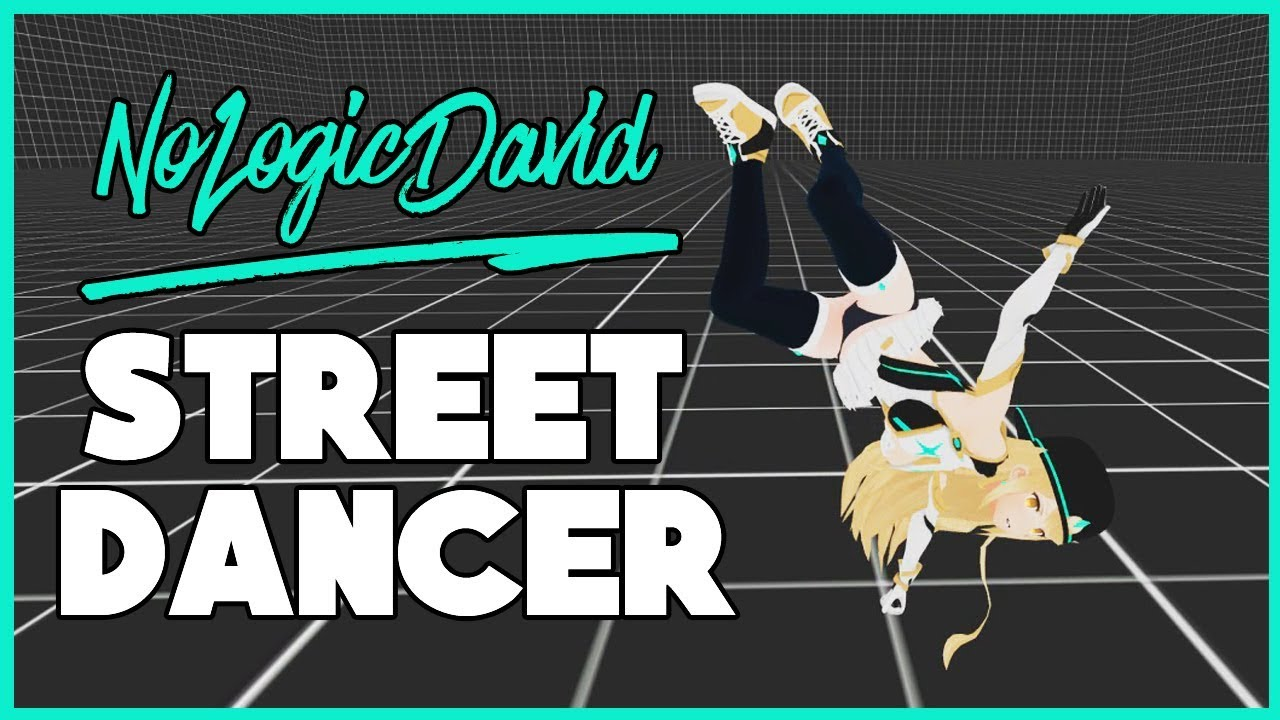 VRCHAT ♡ NOLOGICDAVID - FULL BODY STREET DANCING ♡ FUNNY MOMENTS & BEST HIGHLIGHTS (Virtual Reality) - YouTube