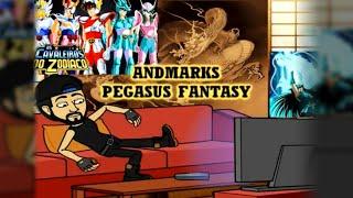 Saint Seiya- Pegasus Fantasy (AndMarks)