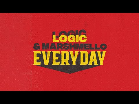 Logic & Marshmello - Everyday (Clean Edit)