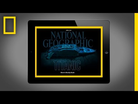 National Geographic Magazine on iPad - April 2012 | National Geographic