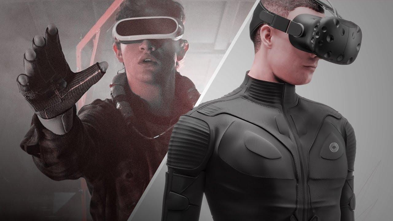 Existuje technologie z Ready Player One už dnes? Když realita doběhne fikci, je možné vše.
