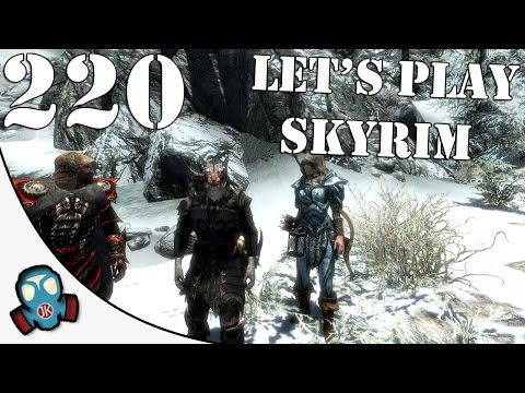 Let's Play: Skyrim Modded - 220 - Confronting Cicero