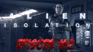 NoThx playing Alien: Isolation EP02