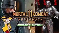 I'm having trouble...GETTING THESE BRUTALS! : RoboCop- MK11 Aftermath Arcade Tower