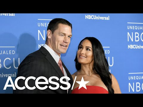 John Cena Says He's 'Willing To Have Surgery' To Give Nikki Bella A Child On 'Total Bellas' | Access