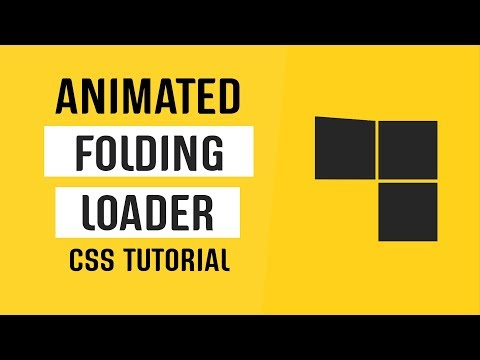css loading page animation | Nikkies Tutorials