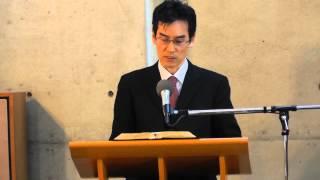 香里園教会/クリスマス礼拝説教2013 南望伝道師