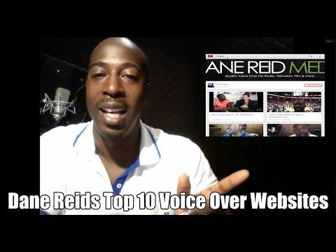 Voice Over Websites