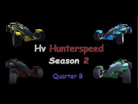 Hunterspeed Quarter B at 21.20 cest