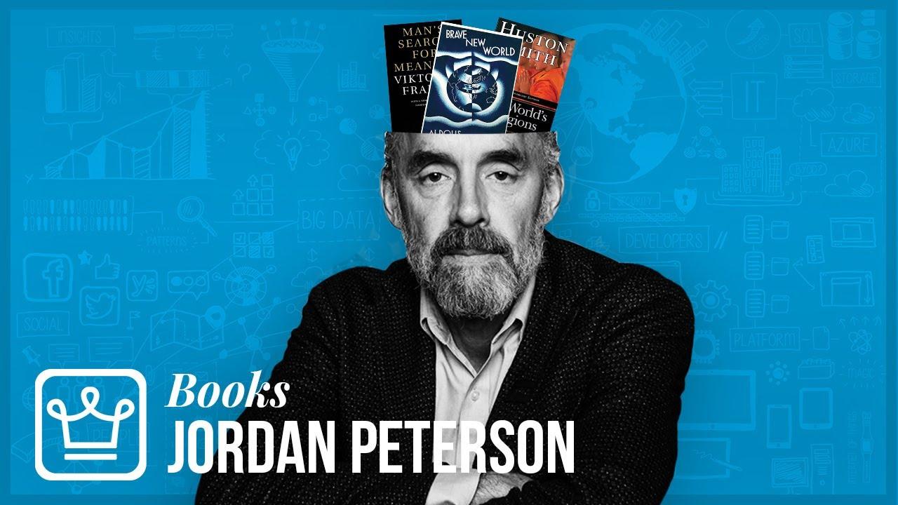 15 Books JORDAN PETERSON Thinks Everyone Should Read