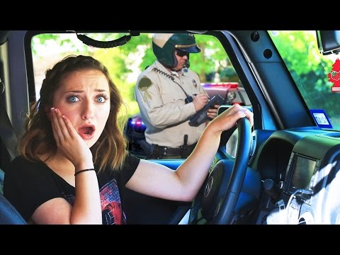 Bailey Gets Pulled Over by a Police Officer? | Behind The Braids Ep.28