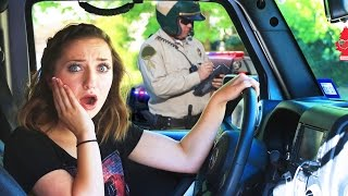 Bailey Gets Pulled Over by a Police Officer? | Behind The Braids Ep.28 thumbnail