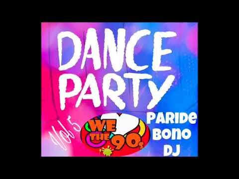 (PARTE5) La Più Bella Musica Dance anni 90-The best Dance 90 Compilation - Paride Bono Dj (PBDJ)