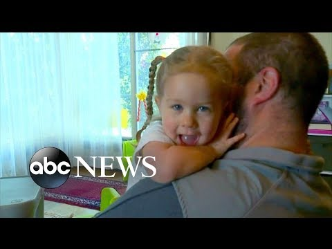 Sadie Rutenberg's family says the toddler is a living medical miracle