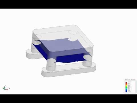 Seakeeping analysis of a semi-submersible platform