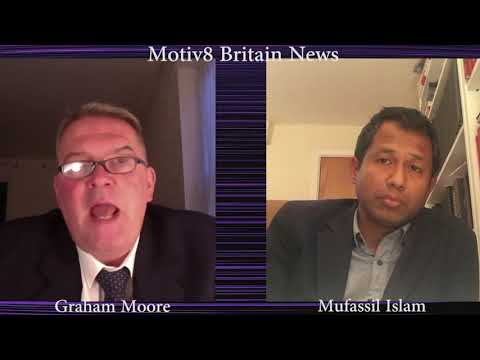 Graham Moore talks to Mufassil Islam