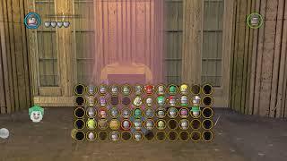 LEGO Batman 2: DC Super Heroes ~ Gotham City - Character Doors