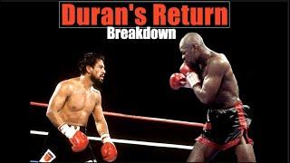 Duran's Impossible Comeback Explained - Duran vs Barkley Breakdown
