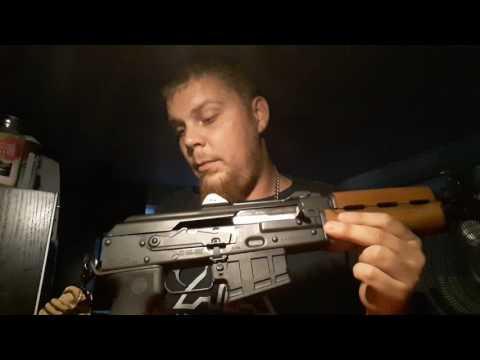 Ak pistol Zastava M-85 PAP