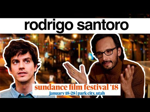 Sundance: Rodrigo Santoro falando russo
