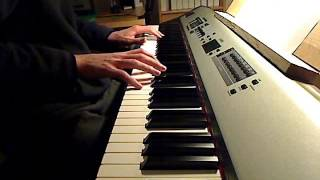 """Dragonheart - The World of the Heart (incl. """"To the Stars"""") (Piano Cover; comp. by Randy Edelman)"""