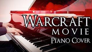 Кавер саундтрек к фильму «Варкрафт» от The Wild Conductor!