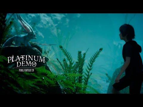 Platinum Demo - Final Fantasy XV Trailer [EU]
