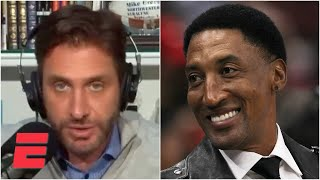 Mike Greenberg responds to Scottie Pippen saying the NBA bubble is 'pickup basketball' | #Greeny