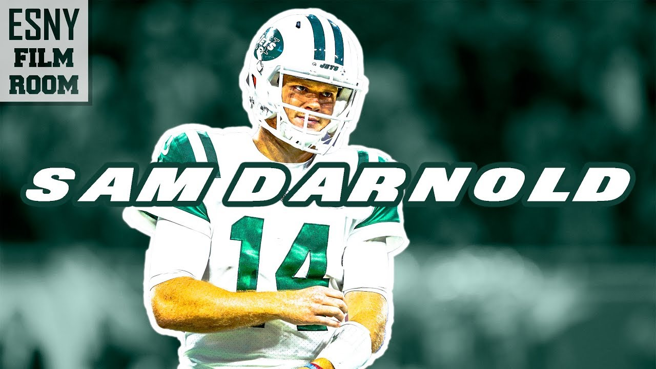 New York Jets Qb Sam Darnold Proves His Special Trait Is The It