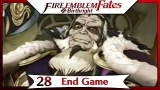 Fire Emblem Fates Birthright - Part 40 | Chapter 28 - Endgame + Giveaway! [English Walkthrough]