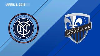 HIGHLIGHTS: New York City FC vs. Montreal Impact | April 6, 2019