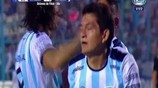 Atlético Tucumán vs Independiente (1-0) Copa Sudamericana 2017 - Octavos de Final IDA