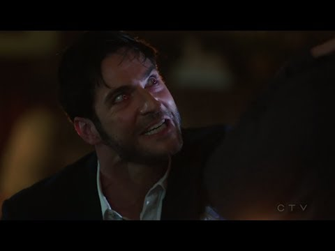 Lucifer's Red Eyes comeback, again - Lucifer S03E20