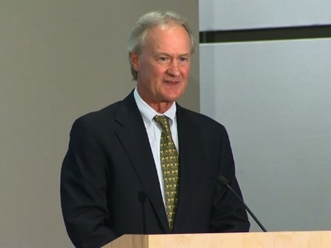 Lincoln Chafee Enters 2016 Democratic Contest