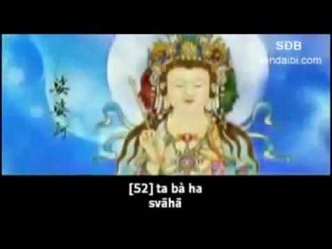 Chú Đại Bi Maha Karunika citta Dharani
