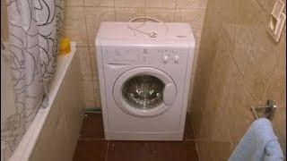 видео Как подключить стиральную машину к канализации и водопроводу