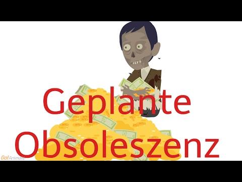 Download Geplante Obsoleszenz