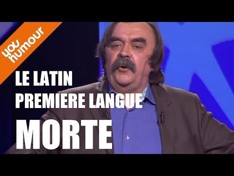 ALBERT MESLAY - Le latin, première langue morte