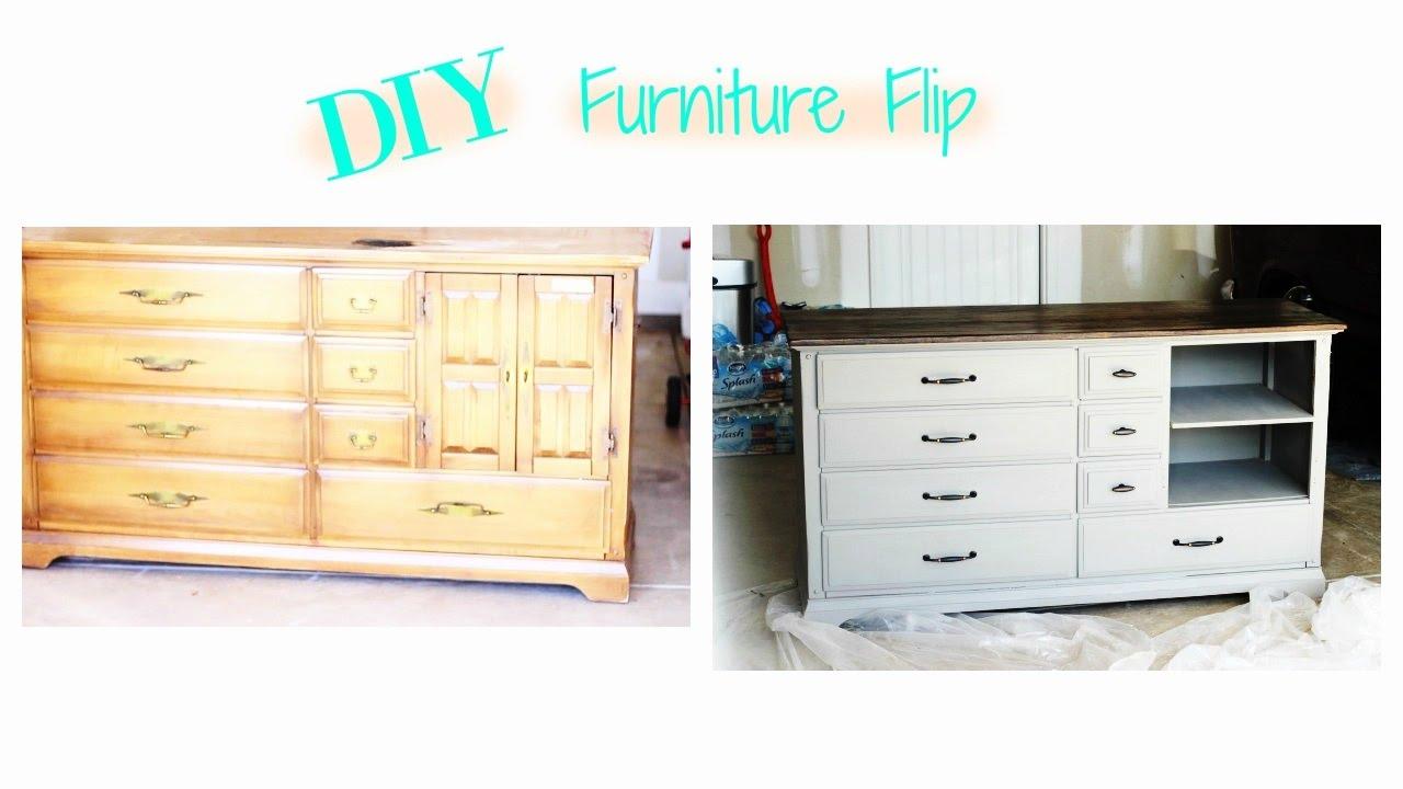 DIY: Furniture Flip