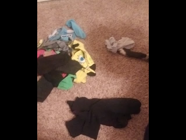 Sorting Socks