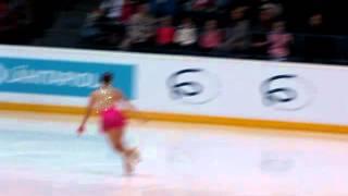 MVI 4539 2012 Finlandia Trophy Ladies SP 01 Mirai NAGASU 長洲未来 動画 18