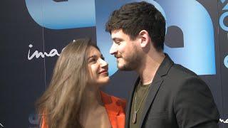 Ana Guerra y Cepeda esquivan los rumores sobre la mala relación con Aitana
