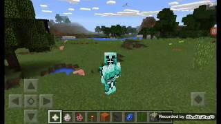 Minecraft мод превращение в мобов.