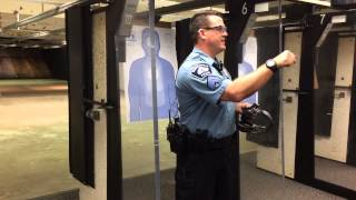 Minneapolis police show how fast they say officers have to react