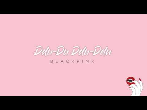BLACKPINK - 'DDU-DU DDU-DU' JAP. VER. [EASY LYRICS]