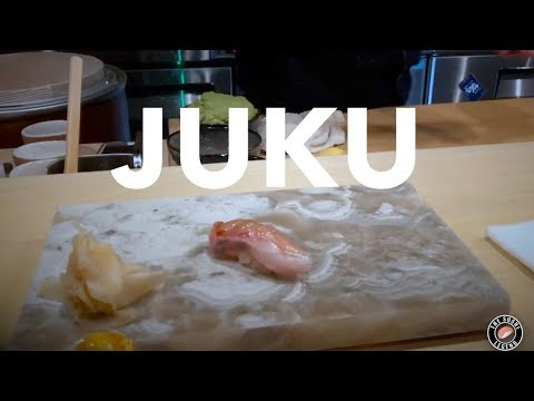 Sixty Second Sushi | JUKU review | The Sushi Legend