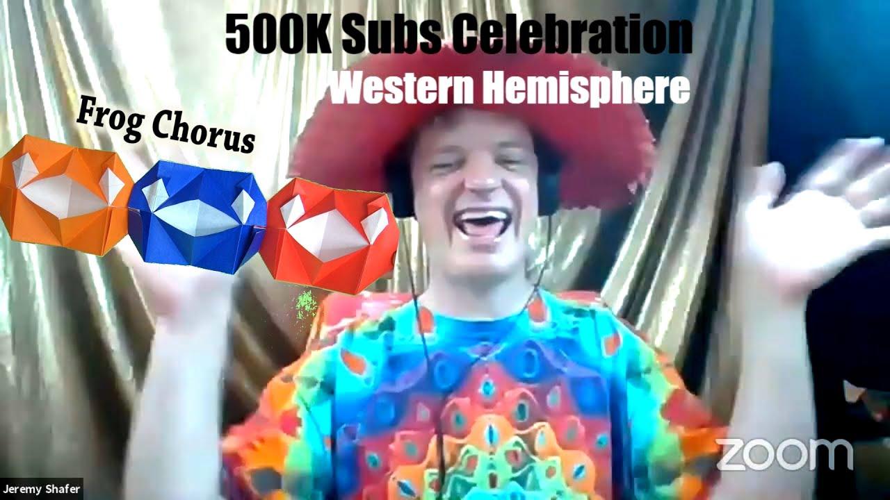 500K Subs Livestream Celebration