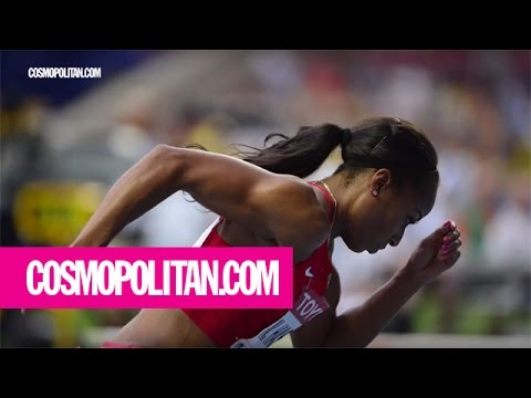 How the Strongest Female Athletes Feel About Their Bodies | Cosmopolitan