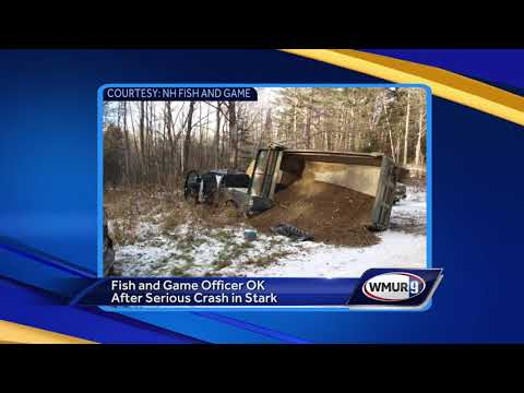State police investigate serious crash involving dump truck, state vehicle