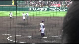 関東一 対 横浜 アピールプレイ thumbnail